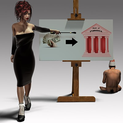 financial domination forced intoxication